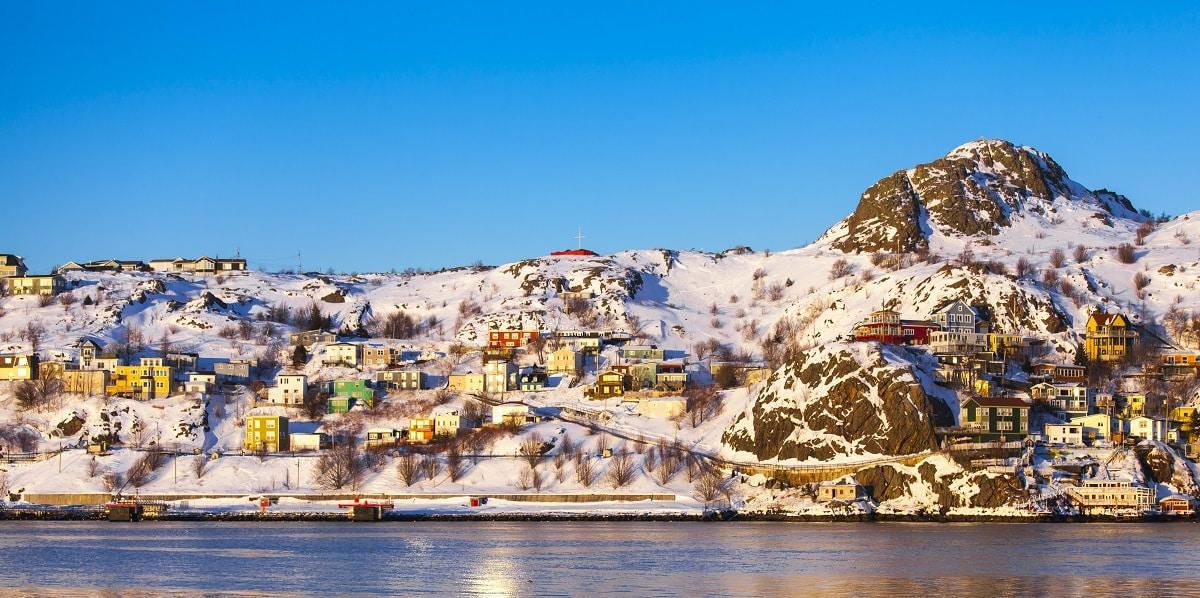 St-Johns-Newfloundland-Canada