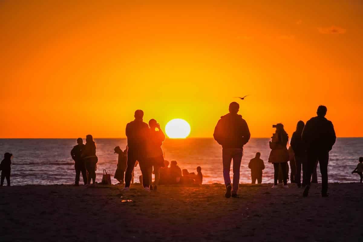 Sunset-Beach-Canada-Visa