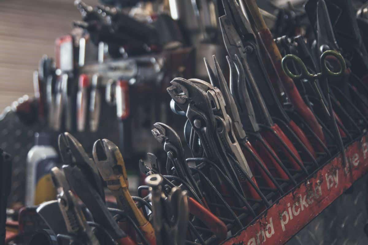 Tools, Machinist