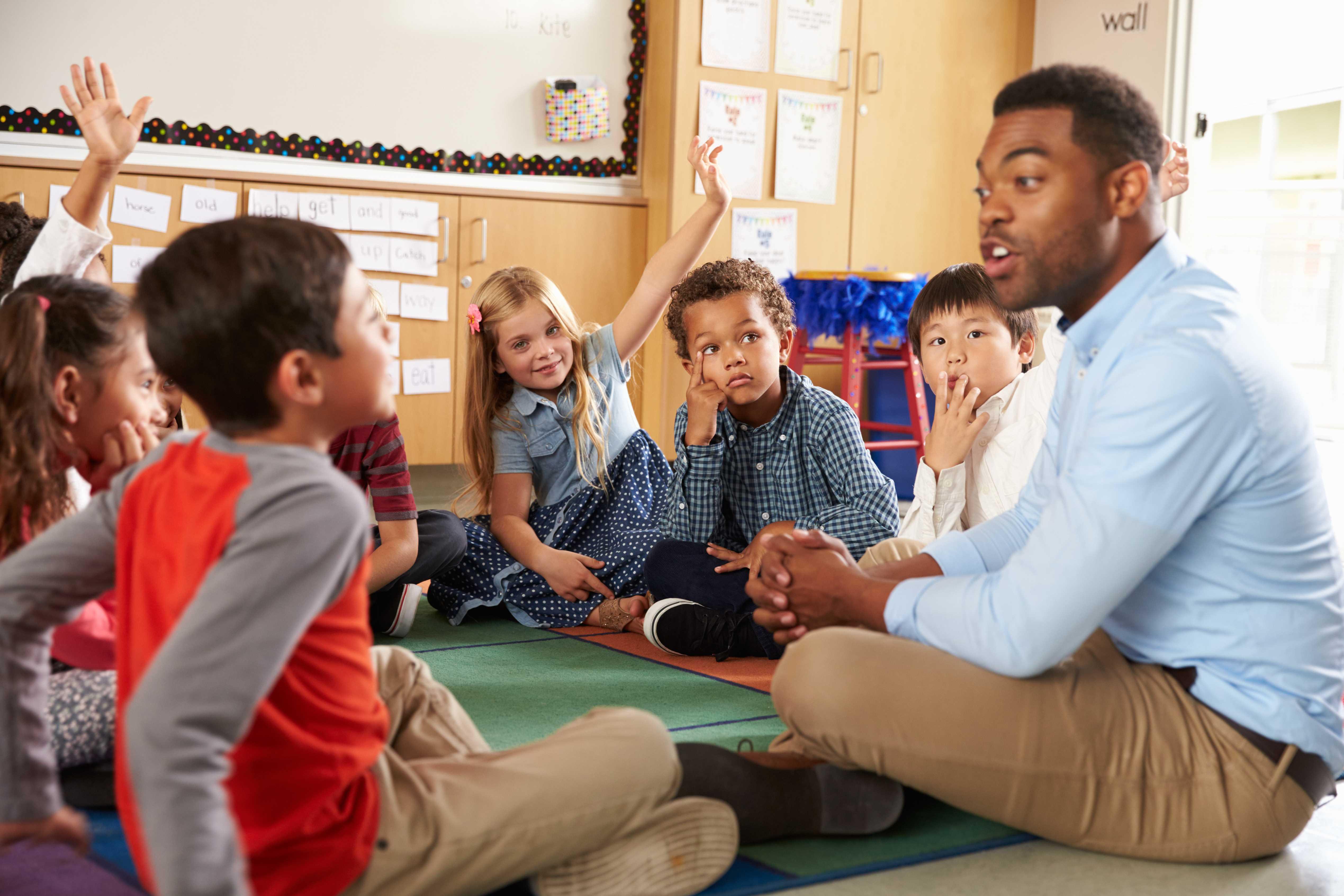 Teacher in Canada
