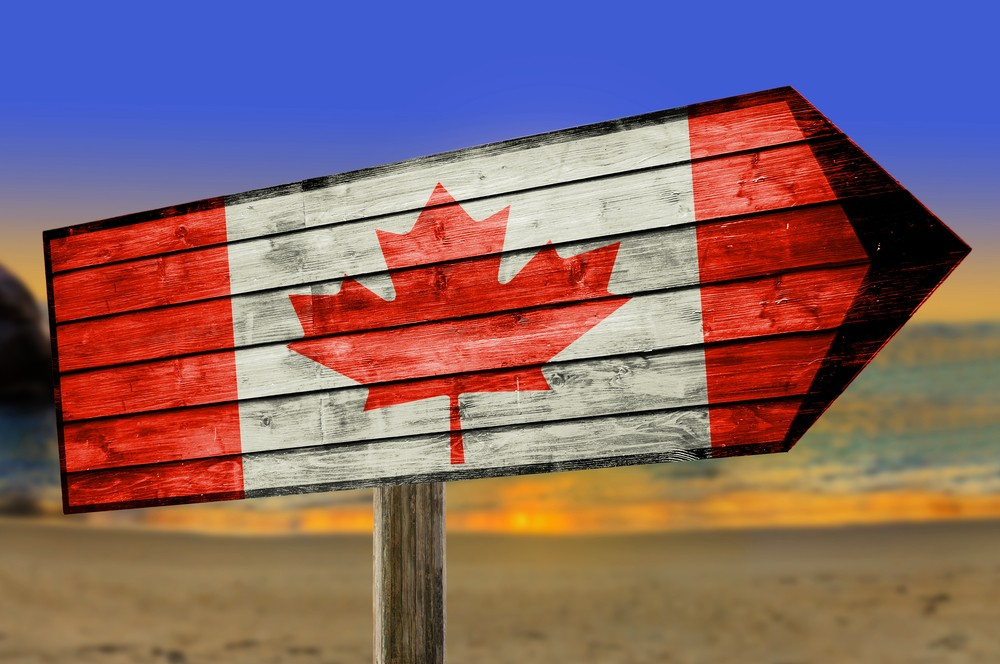Canadian arrow