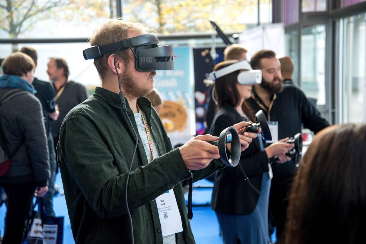 Virtual reality jobs in Canada